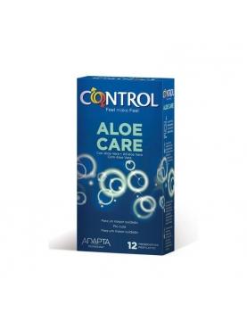 PROFIL CONTROL ALOE CARE 12 U