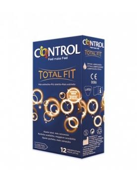 CONTROL TOTAL FIT PRESERVATIVOS 12 U