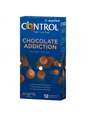 PROFIL CONTROL AD SENSITIVE CHOC 12 U