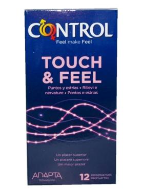 PROFIL CONTROL TOUCH&FEEL 12 U