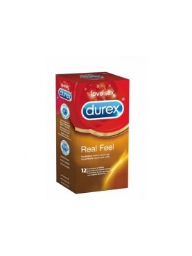 PROFIL DUREX REAL FEEL 12 UN