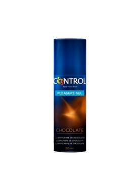 CONTROL PLEASURE GEL CHOCO 50 ML