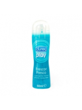 DUREX PLAY LUBRICANTE  FRESCOR 50 ML