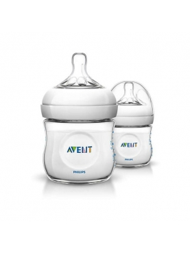 BIBERON PP NATURAL PHILIPS AVENT 125 ML