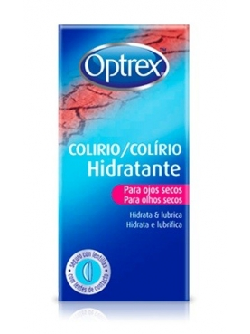 OPTREX COLIR OJOS SECOS 10 ML
