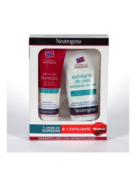 NEUTROGENA CREMA INTENSA PIES DUREZAS 50 ML