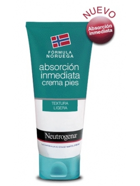 NEUTROGENA CREMA PIES ABS INMEDIATA