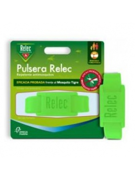 RELEC PULSERA VERDE FLUOR 2015