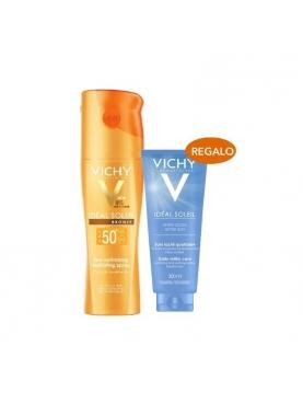 VICHY IS SPY BRONZE 50+ 200 ML
