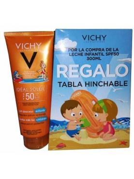 VICHY CAP SOLEIL NIÑOS  LECH50+ 300ML
