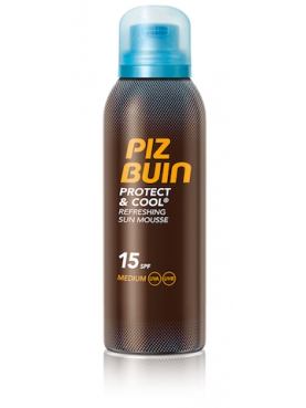 PIZ BUIN PROTECT & COOL FPS - 15 PROTEC MEDIA MO
