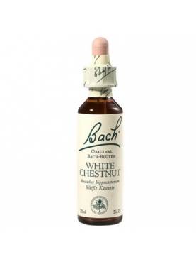 BACH (35) WHITE CHESTNUT 20 ML