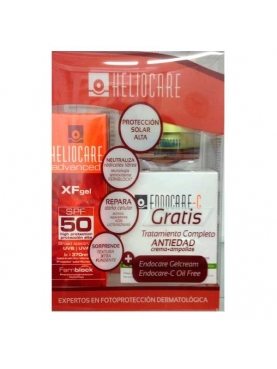 HELIOCARE XF GEL SPF50 50 ML