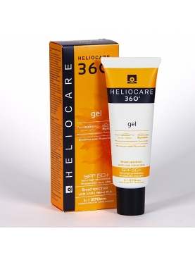HELIOCARE 360 GEL SPF50+ 50 ML