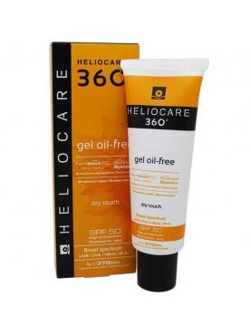 HELIOCARE 360 GEL FREE 50+ 50