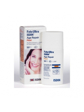 FOTOULTRA ISDIN AGE REPAIR FLUID 50+ 50 ML