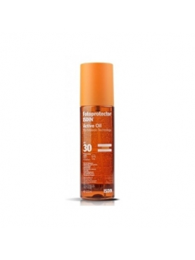 FOTOPROTECTOR ISDIN ACTIVE OIL SPF - 30 200 ML