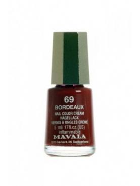 MAVALA COLOR BORDEAUX 069