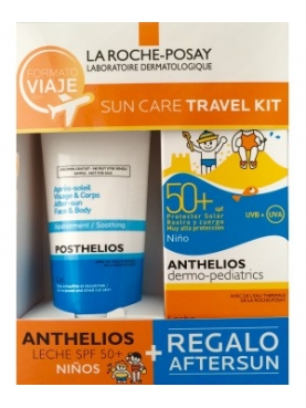 ANTHELIOS F50+ LECH INFANT 100 ML