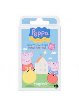 TIRITAS PEPPA PIG 15 UND