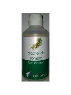 ALCOHOL DE ROMERO DIALFARMA 500 ML