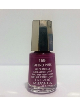 MAVALA COLOR DARING PINK 159