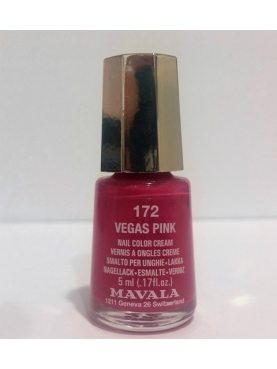 MAVALA COLOR VEGAS PINK 172