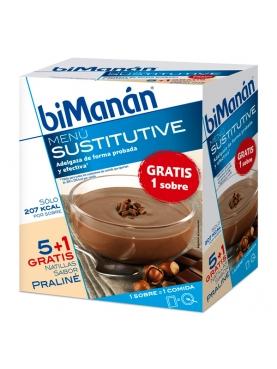 BIMANAN NATILLAS CHOCO 5 + 1 SOBR
