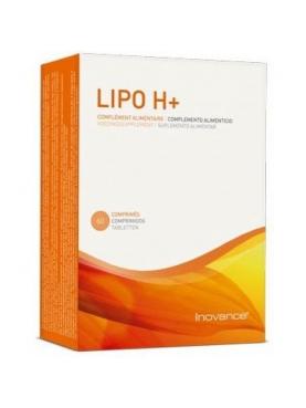 INOVANCE LIPO H+ 60 CAPS