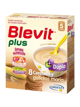 BLEVIT PLUS DUP 8 CER GAL 600 G