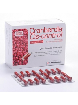 ARKO CRANBEROLA CIS-CONTROL 120 CAPS