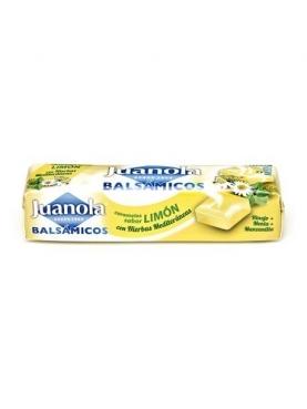 JUANOLA CARAMELO LIMÓN 30 GR