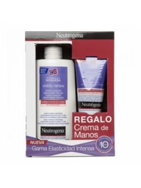 NEUTROGENA PACK  ELAST INT LOC+CR MANOS