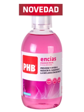 PHB GINGIVAL ENJUAGUE BUCAL 500 ML