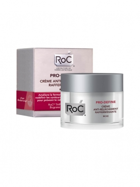 ROC PRO-DEFINE CREMA ANTIFLACIDEZ REAFIRMANTE TE