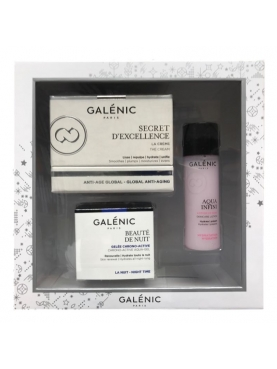 GALENIC COFFRET SECRET D´EXCELLENCE