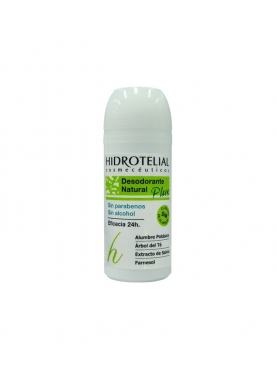 HIDROTELIAL DESODORANTE ROLL-ON NATURAL 75 ML